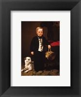 Framed Charles Christian Nahl