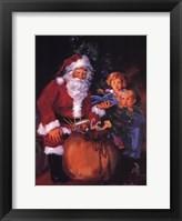 Framed Christmas Eve Wonder