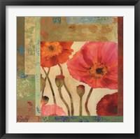 Framed Wallflowers 1