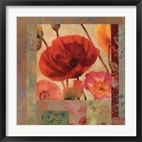 Wallflowers 2 Framed Print
