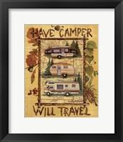 Framed Have Camper