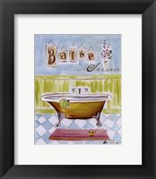 Framed Bath I