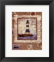 Ship To Shore IV Framed Print