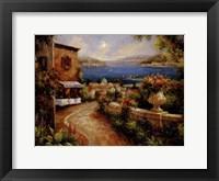 Framed Marina Di Leuca I