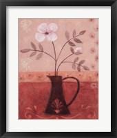 Fleur De Lys II Framed Print