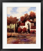 Framed Dijon Farmhouse