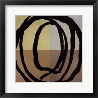 Framed Swirl Pattern II