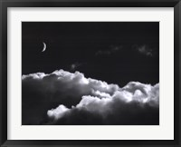 Framed Aspects Of The Moon I