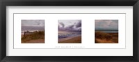Seaside I Framed Print