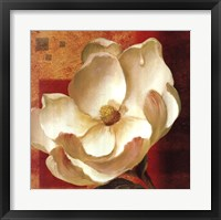 Magnolia Square I Framed Print
