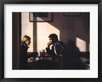 Conversation Framed Print