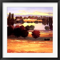 Early Autumn I Framed Print