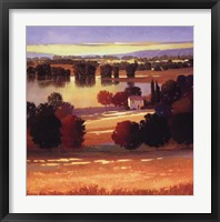 Early Autumn II Framed Print