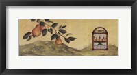 Framed Tuscan Pear Branch
