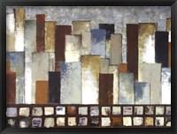 Framed Cityscape
