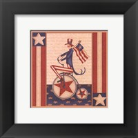 Framed Star Spangled Boy