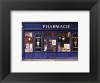 Framed Pharmacie