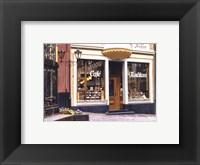 Framed Cafe Konditorei
