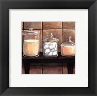 Framed Modern Bath Elements II