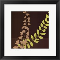 Serpentine Vines II Framed Print