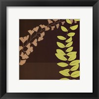 Serpentine Vines III Framed Print