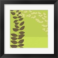 Serpentine Vines IV Framed Print