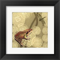 Framed Frog Fable I