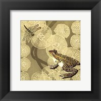 Framed Frog Fable II