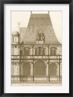 Framed French Architecture II