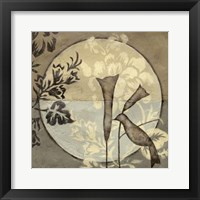 Bird Sanctuary II Framed Print