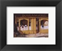 The Open Door, Paris Framed Print