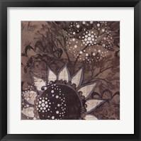 Wild Mushroom I Framed Print