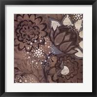 Wild Mushroom II Framed Print