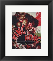 Framed King Kong - Strangest Story