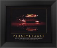 Framed Perseverance - 40 Oz