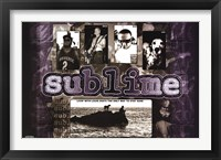 Framed Sublime - Livin' With Lou