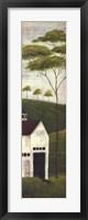 Framed Butler's Barn