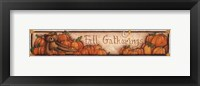 Framed Fall Gatherings