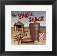 Shake Shack Framed Print
