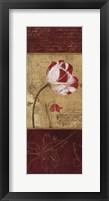 Framed Tulip Journal I