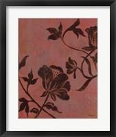 La Vie En Rose II - CS Framed Print