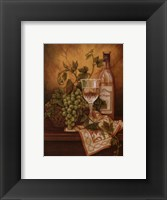 Vin De France II Framed Print