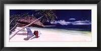 Framed Secluded Beach II