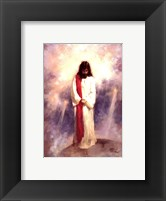 Heavenly Prayer Framed Print