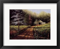 Framed Country Spring