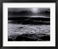 Framed Montauk Surf