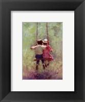 Framed Summer Swing