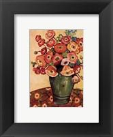 Provence Garden II Framed Print