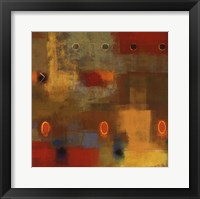 Digit 3 Framed Print