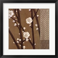 Eastern Blossoms 2 Framed Print